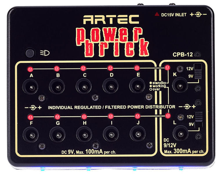 Artec CPB-12 Power Brick