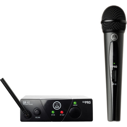 AKG WMS40 Mini Single Vocal Set