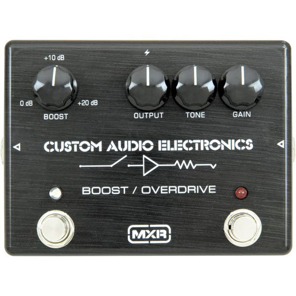 MXR MC402 Custom Audio Electronics