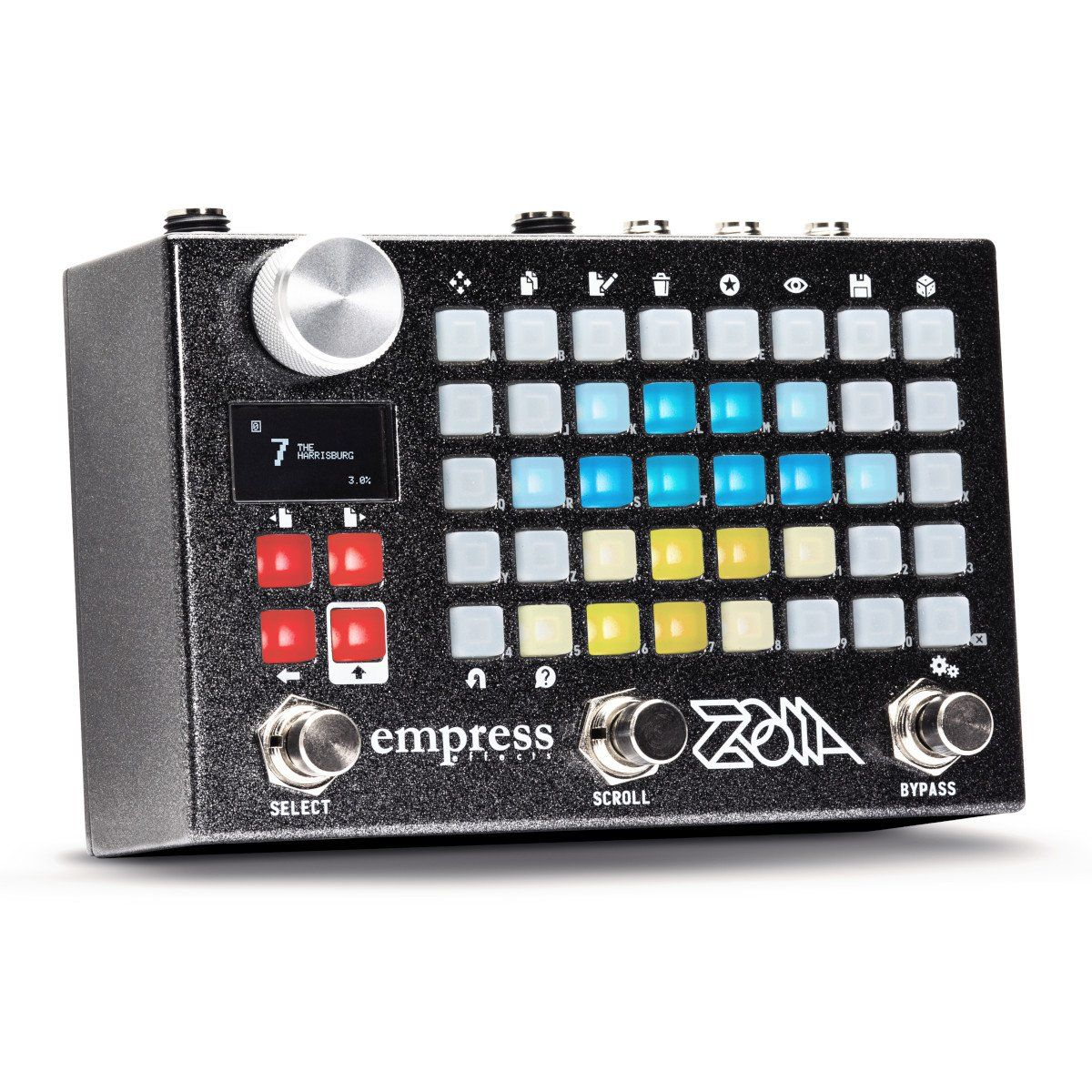 Empress Effects Zoia Modular Synthesizer Pedal