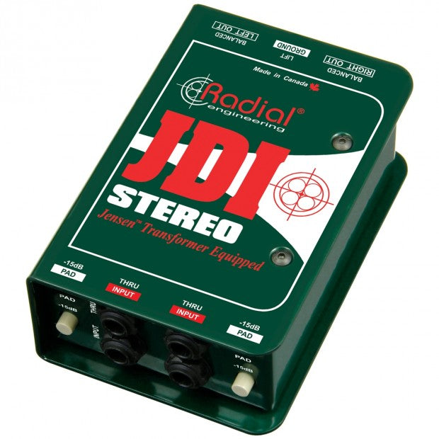 Radial Engineering JDI Stereo