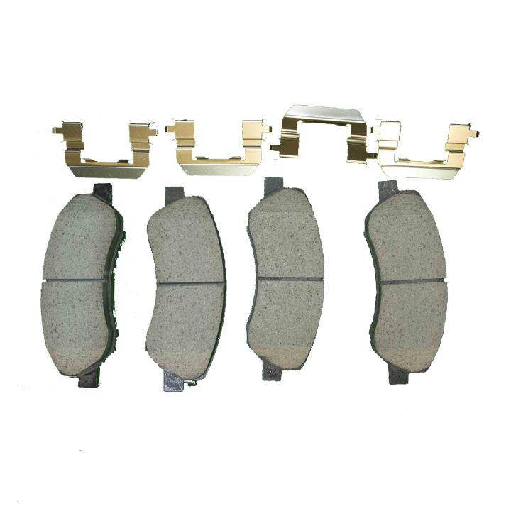 OEM LDV G10 Rear Set Of Brake Pads - Genuine G10 Parts