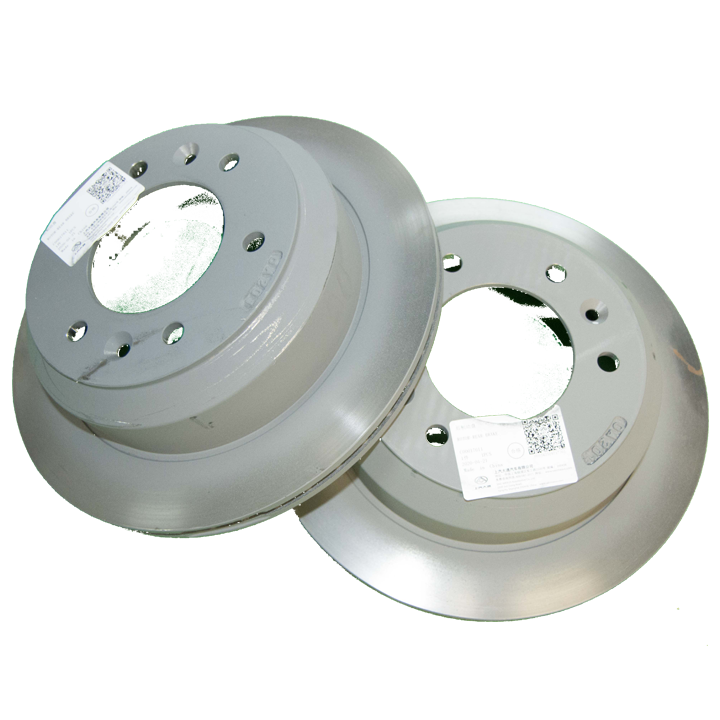 OEM LDV G10 Front Disc Rotors Set - Genuine LDV G10 Part