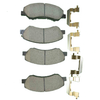 OEM LDV T60 Front Brake Pads Set - Genuine T60 Parts & Accessories