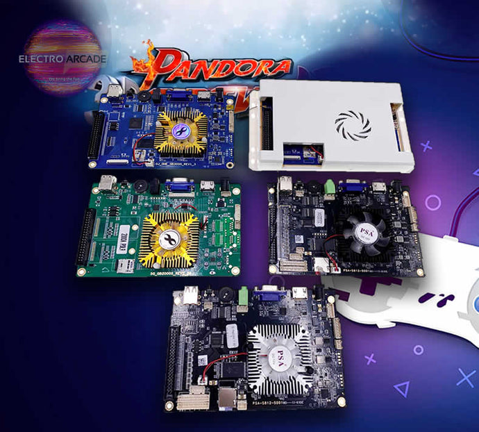 pandoras unboxed- what to look for in your arcade console