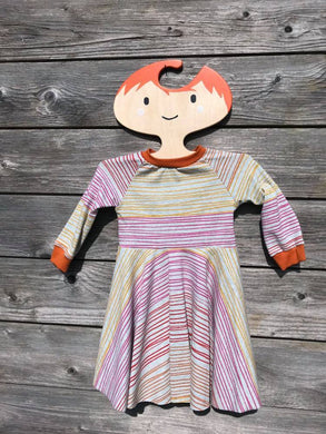 Kids Twirly Dress