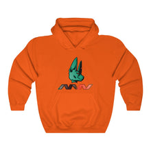 Load image into Gallery viewer, AquaOrange MuurWear (G) Hooded Sweatshirt