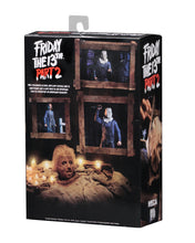 "Load image into Gallery viewer, Friday The 13th Ultimate Jason Part 2 7"" Scale Action Figure"