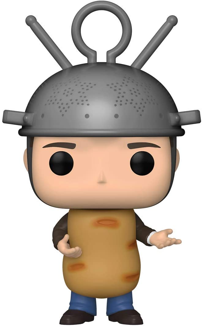 Funko POP TV: Friends - Ross as Sputnik