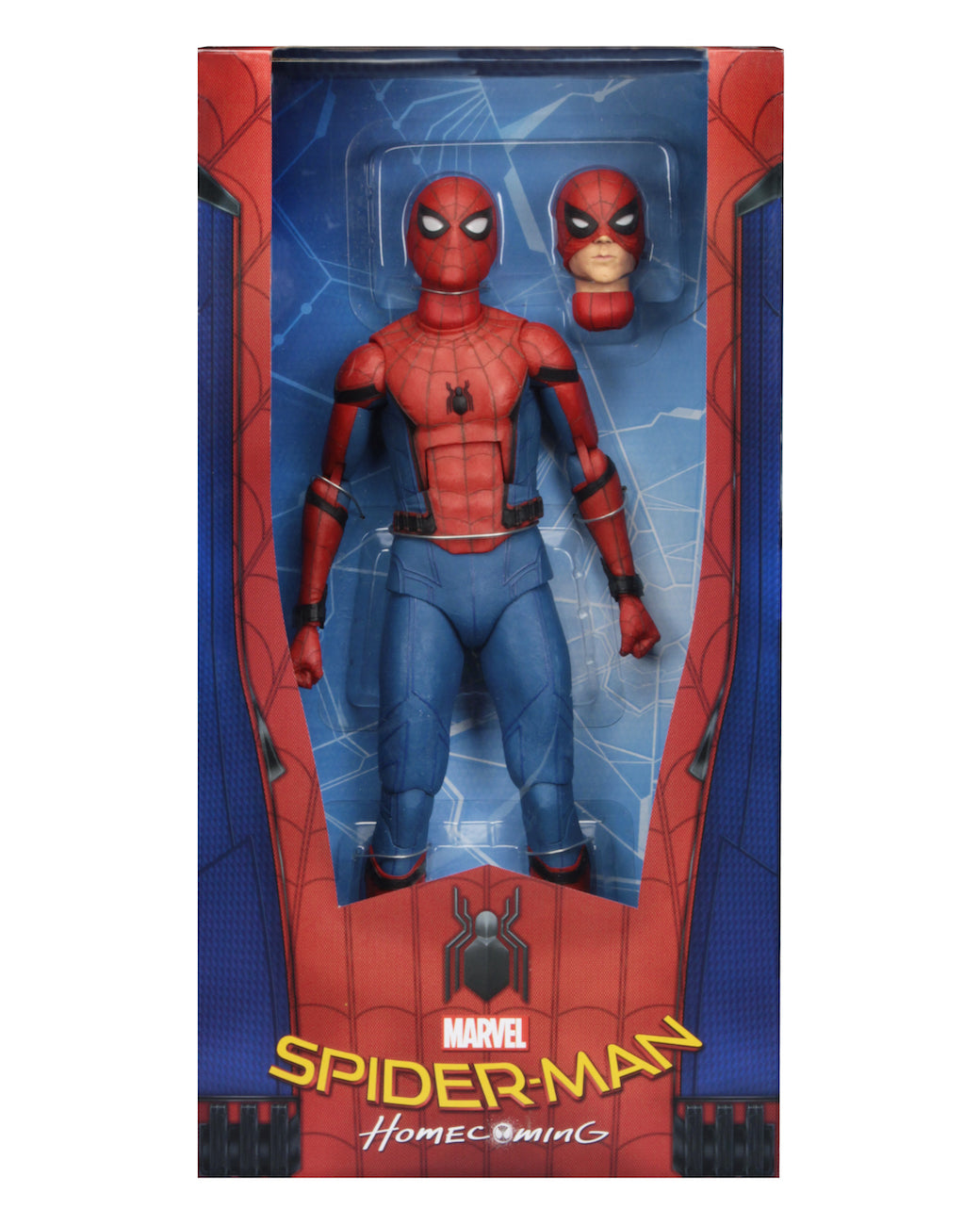 Marvel's Spider-Man: Homecoming NECA 1/4 Scale Action Figure