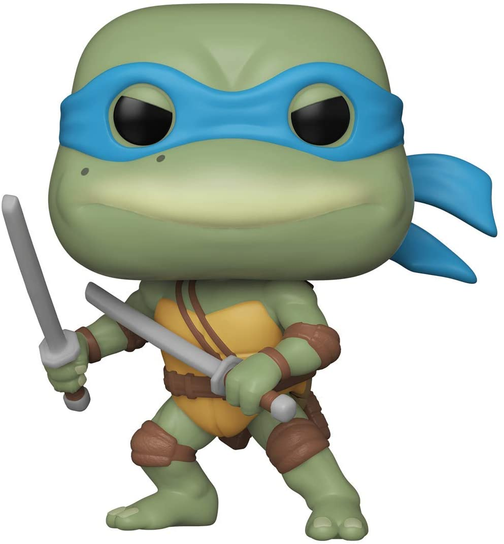Funko Pop! Retro Toys: Teenage Mutant Ninja Turtles - Leonardo 1990 Movie Leo
