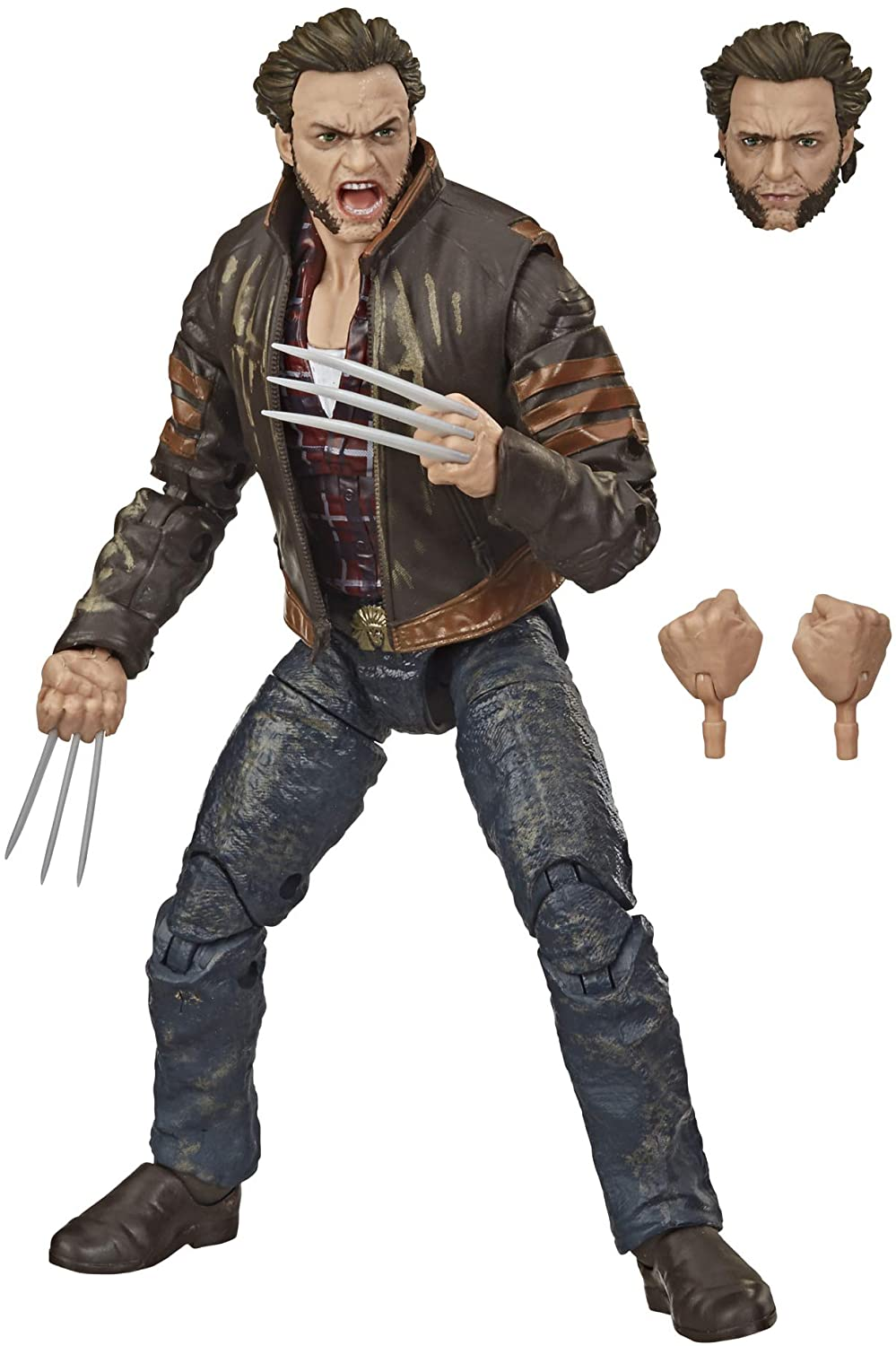 Hasbro Marvel Legends Series X-Men Wolverine Hugh Jackman