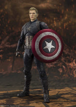 Load image into Gallery viewer, Avengers: Endgame Captain America Final Battle Edition S.H.Figuarts Action Figure