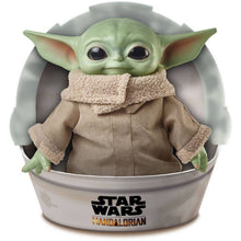 Load image into Gallery viewer, Star Wars The Mandalorian The Child Plush Toy Baby Yoda 11""