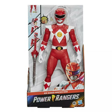 "Load image into Gallery viewer, Power Rangers Red Ranger MMPR 12"" Red Ranger Morphin Hero Jason"