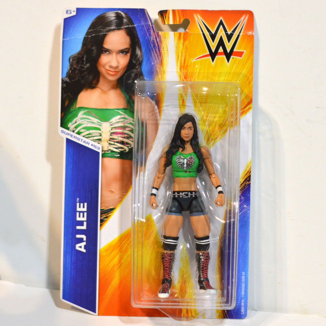 WWE AJ Lee Basic Series 53 Action Figure