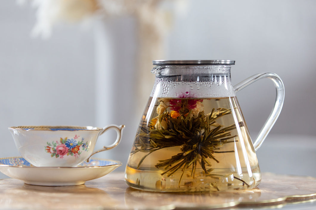 Blooming Tea - Taurus - Morning Glory