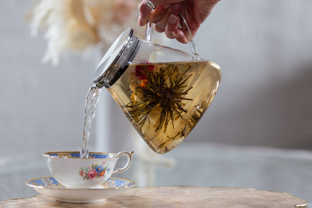 Blooming Tea - Sagittarius - Essence of Nature