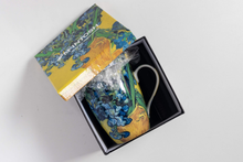 Load image into Gallery viewer, Iris Mug with infuser Van Gogh