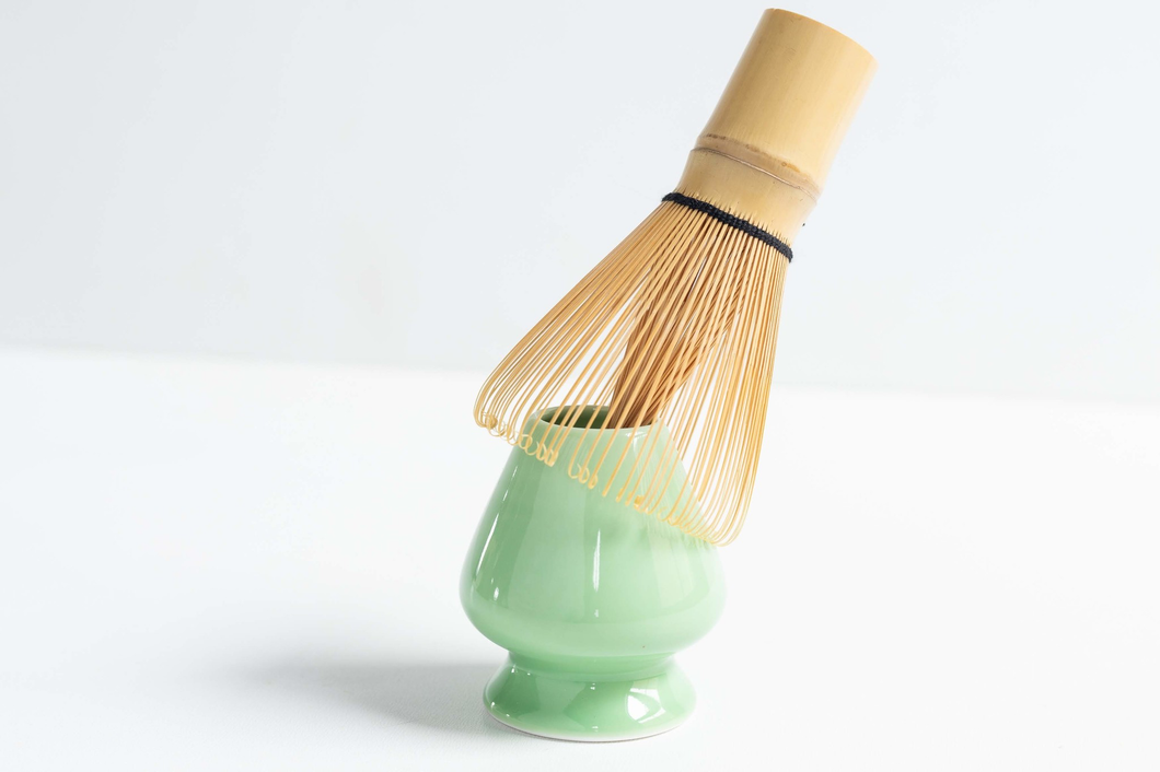 Matcha Whisk Holder (Green)