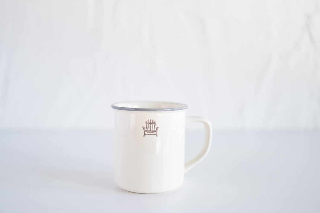 Weekend Mug with Cottage Chair
