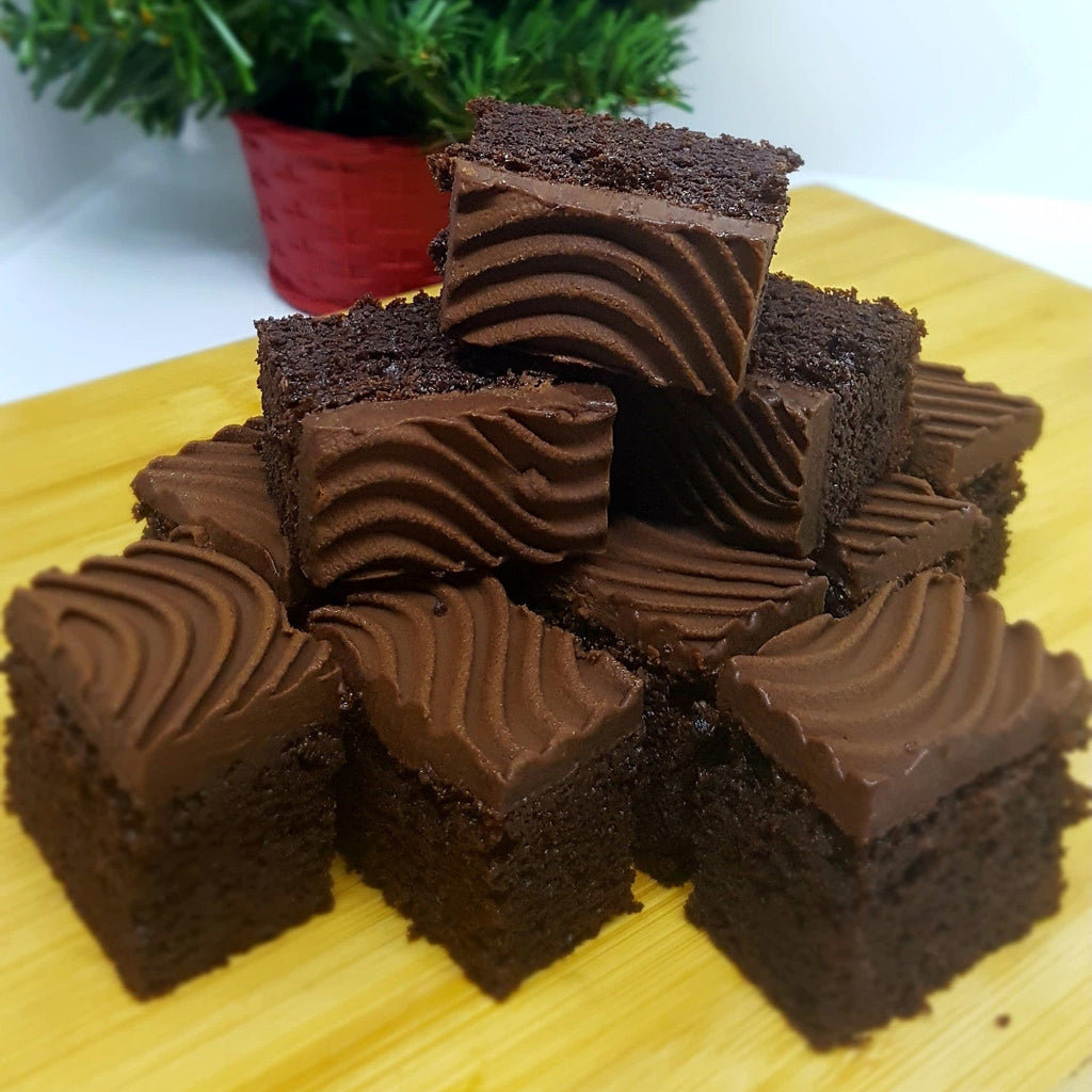 Chocolate Brownies (12 pcs)