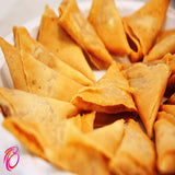 Fried Large Samosa (10 pcs)