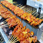 Booth - Jumbo Chicken Satay