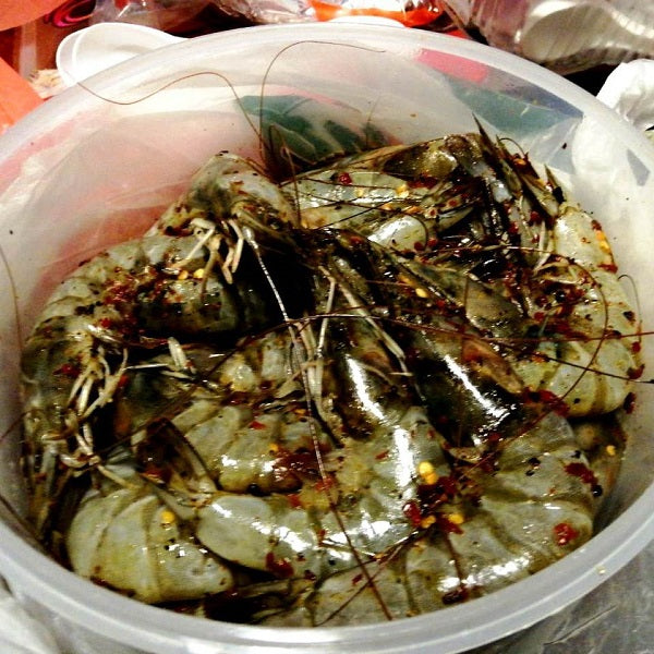 Mala King Prawns -1kg (16-18pcs)