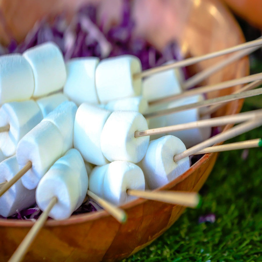 Marshmallow +sticks