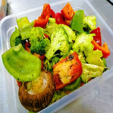 Mixed Vegetable Platter (750g)