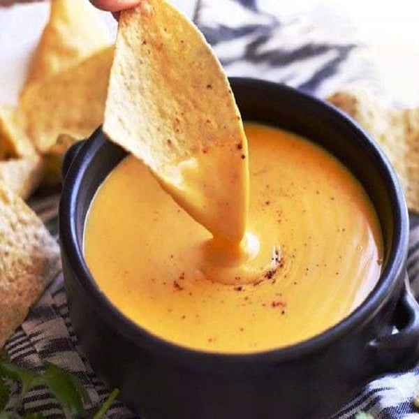 Finishing Sauce/Dip - Nacho Cheese
