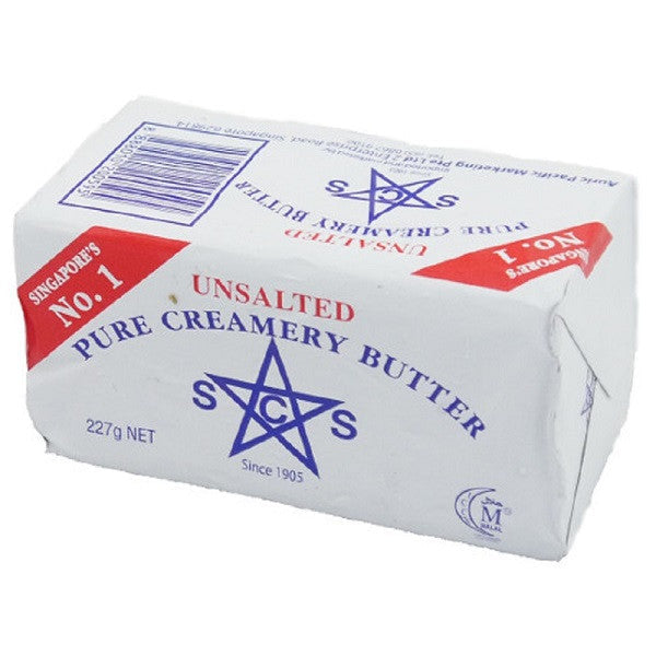 SCS Butter (250g)