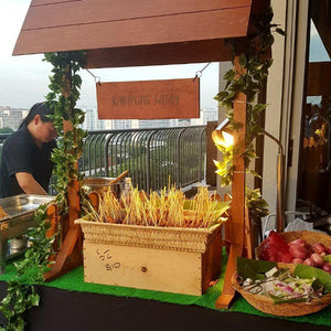 Booth - Chicken Satay