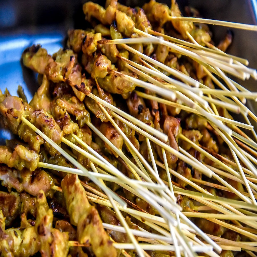 Grilled Satay Party (150 sticks)