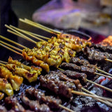 Booth - Normal Mixed Satay