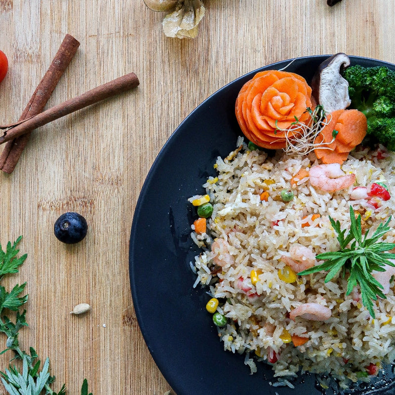 Yang Zhou Fried Rice (10-12 Pax)