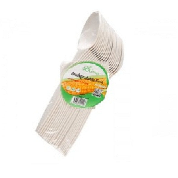 Bio-degradable Spoon (50pc)