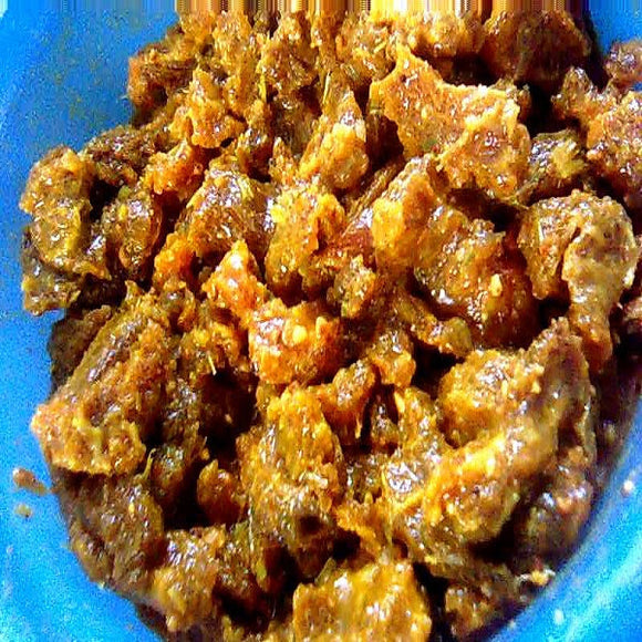 Chicken Satay Goreng (500g)