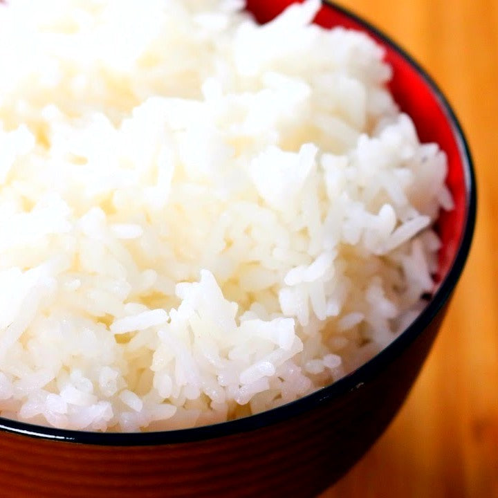 White Steamed Rice (15 - 18 pax)