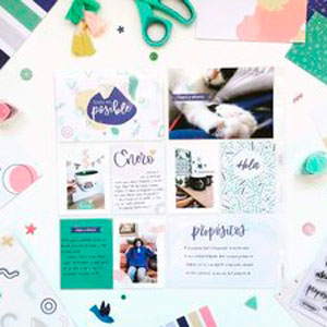 el Project Life de The Life Journal | Kit Comienzo