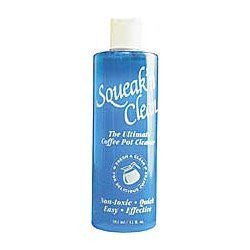 Squeak 'N Clean Coffee Pot Cleaner, Non Toxic, 12 Oz (Case of 12)