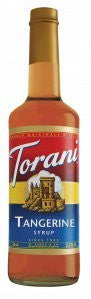 Torani Tangerine Syrup 750 mL (pack of three)