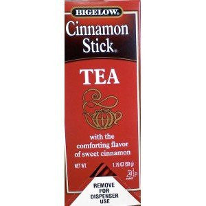 Bigelow Cinnamon Stick Tea (28 bags)