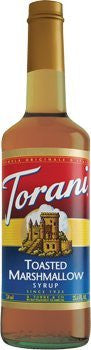 Torani Toasted Marshmallow Syrup 750 mL (pack of three)