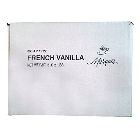French Vanilla Cappuccino Case Unit (6 x 2lb.)