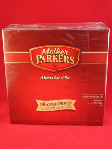 Mother Parker's Decaf Orange Pekoe (100 count)