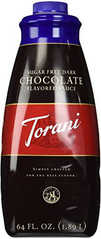 Torani Sugar Free Chocolate Sauce
