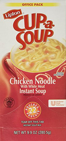 Lipton Chicken Noodle Soup 22-count