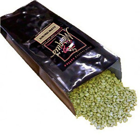Ethiopian Yirgacheffe Unroasted Green Coffee Beans 5 lb bag